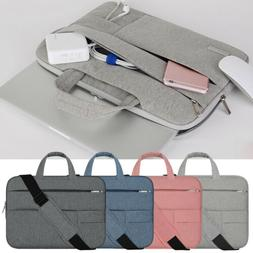 """Laptop Sleeve Case Computer Bag 12 /13 /14 /15 /15.6"""" For Ma"""