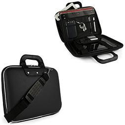 Travel Laptop Sleeve Case Cover Shoulder Bag Messenger Bag 1