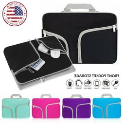 "Laptop Sleeve Case for MacBook Air/Pro/Retina 11"" 13"" 15"" Ma"