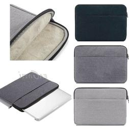 """US NEW Laptop Sleeve Case Pouch Bag For 9.7 11"""" 12"""" 13"""" 14"""""""