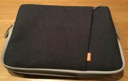 "Laptop Sleeve For Women Men 13.3"" Waterproof Case Bag Protec"