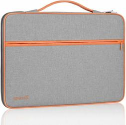 """Laptop Sleeve Case Protective Waterproof Bag for 13-14"""" 15-1"""