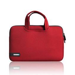 15.6 Inch Laptop Sleeve,LOVPHONE Water-Resistant Notebook Co