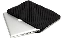 Weierken Laptop Sleeve 15-15.6 inch Splash & Shock Resistant