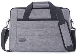 ProCase 13-13.5 Inch Laptop Sleeve Tote Bag with Shoulder St