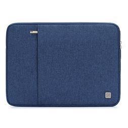 NIDOO 14 Inch Laptop Sleeve Water-Resistant Computer Case Po