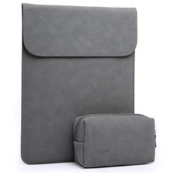 HYZUO 13 Inch Laptop Sleeve Water Resistant Case Compatible