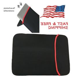 """Laptop Soft Carrying Sleeve Washable Case Cover Bag for 14"""""""