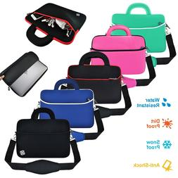 Laptop Ultrabook 13 Inch Messenger Bag Carry Anti-Shock Slee