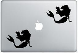 Little Mermaid Ariel ArcDecals78602935 Set Of Two  , Decal ,