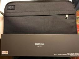 """Jack Spade Luggage Nylon Laptop Sleeve Portfolio Case 13"""" x"""
