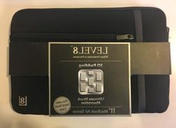 Level 8 Mac Air 11 Padded Neoprene Protection Computer Sleev