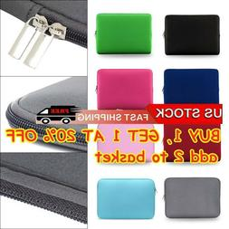 For MacBook Air Pro Lenovo HP Dell Asus 11-17 inch Sleeve Ca