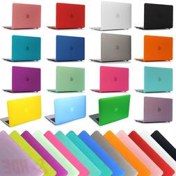 """HDE MacBook Pro 13""""  Case Hard Shell Cover Rubberized Soft T"""