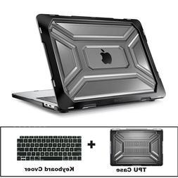 Macbook Case Pro 13 A1706 Air 13 A1932 Laptop Slim TPU Bumpe