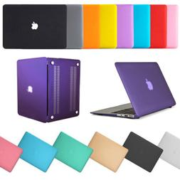 "Macbook Hard Case for Mac book Air Pro 11 13 15"" New 12"" Lap"