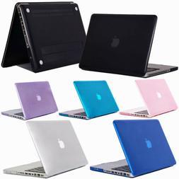 """For Macbook Pro 13"""" 15"""" Inch Rubberized Hard Laptop Case w/"""