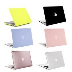 "Laptop Matte Shell Cover Case for Apple Macbook Pro 11""12""13"