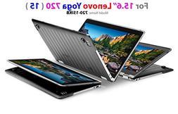 """mCover Hard Shell Case for 15.6"""" Lenovo Yoga 720  Laptop Com"""