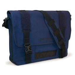 Mobile Edge MECME3 Eco-Friendly Canvas Messenger Bag for 17.