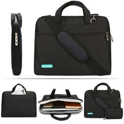 For Men/Women 13 14 Inch Multi-Pockets Portable Fabric Lapto