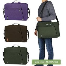 Men Women Laptop Briefcase Computer Bag Business Messenger C