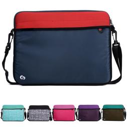 Messenger Bag Case for 11.9 - 13.5 inch Laptop Notebook with
