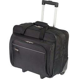 Targus Metro Rolling Case for 16-Inch Laptop, Black