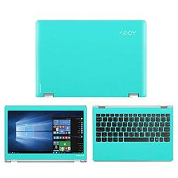 Mint Green skin decal wrap skin Case for Lenovo Yoga 710 11