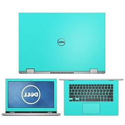 Mint Green skin decal Skin wrap skin Case for Dell Inspiron