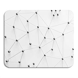Emvency Mouse Pads Linking Entities Network Networking Socia