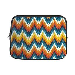 InterestPrint Navajo Southwest Native American Geometric Pri