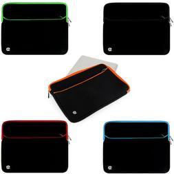 """VanGoddy Neoprene Laptop Sleeve Case Carry Bag For 15.6"""" HP"""
