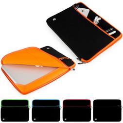 """VanGoddy Neoprene Laptop Sleeve Case Carry Bag For 15.6"""" Sam"""