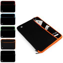 """VanGoddy Neoprene Laptop Sleeve Case Cover Bag For 15.6"""" Del"""