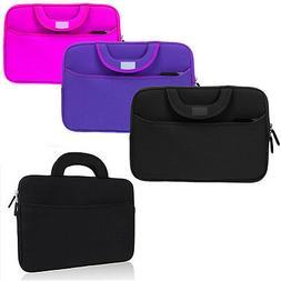 Neoprene Sleeve Case Cover Pocket Bag Handle for Lenovo 11.6