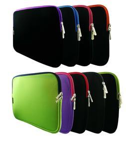 neoprene sleeve zip case cover for 15