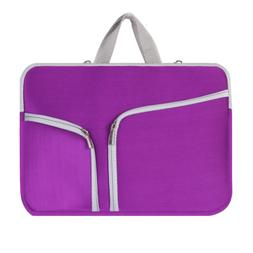 HESTECH-Neoprene Soft Sleeve Case for MacBook 12-inch & MacB