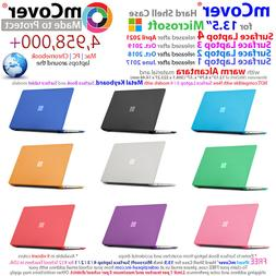 """NEW mCover Case for 13.5"""" Microsoft Surface Laptop 1 2 3 w/"""