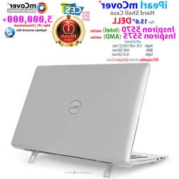 """NEW iPearl mCover Hard Case for  2018 15.6"""" Dell Inspiron 15"""