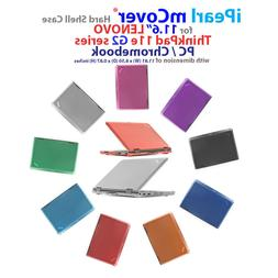 """NEW iPearl mCover® Hard Shell Case for 2015 11.6"""" Lenovo Th"""