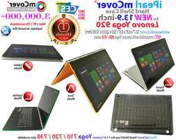 """NEW mCover® Hard Shell Case for 13.9"""" Lenovo Yoga 920 Ultra"""