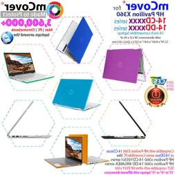 """NEW mCover® Hard Shell Case for 14"""" HP Pavilion X360 14-CDx"""