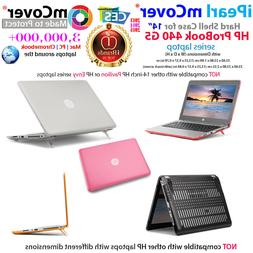 """NEW mCover® Hard Shell Case for 14"""" HP ProBook 440 G5 serie"""