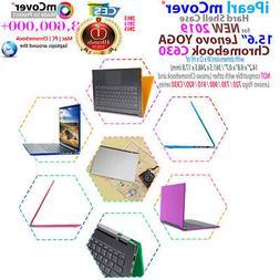 """NEW mCover® Hard Shell Case for 15.6"""" Lenovo Yoga Chromeboo"""