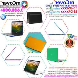 """NEW mCover® Hard Shell Case for 15.6"""" HP ENVY X360 15-DSxxx"""