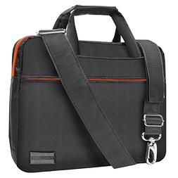 """VanGoddy NineO 10"""" Zipper Padded Messenger Shoulder Bag  for"""