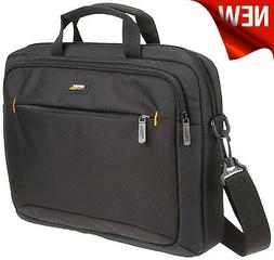 """Notebook Briefcase Bag 14"""" Laptop Carrying Case Travel Compu"""
