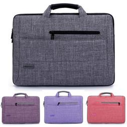 "Notebook Laptop Sleeve Case Bag Handbag For 15"" inch 15.6"" M"