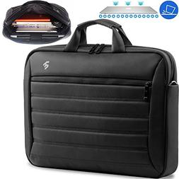 15.6 Inch Laptop Bag - Notebook Tablet Case - Messenger Bag
